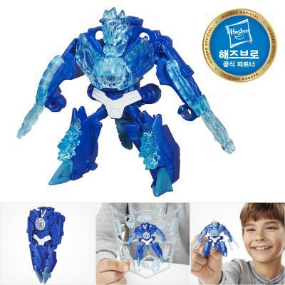 트랜스포머 어드벤처 미니콘 그라시우스 로봇