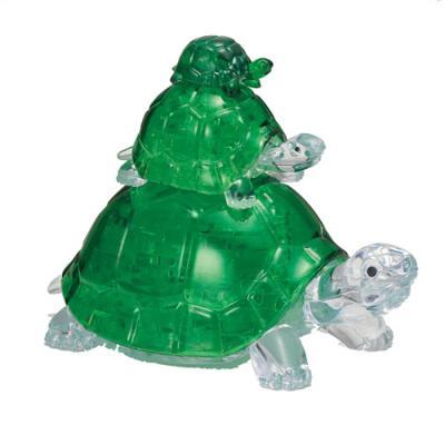 37피스 크리스탈퍼즐 - 거북이 가족