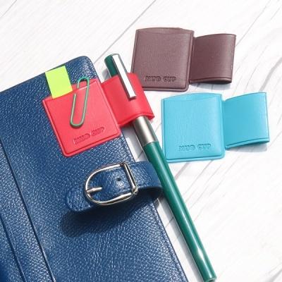 클립,우표,펜 수납하는-나카바야시 MUG CUP 펜홀더 스티커 HF332