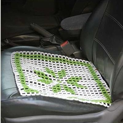 차량용 크리스탈 지압방석 1P 자동차쿨방석