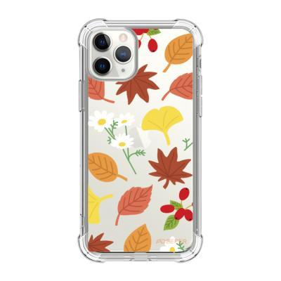 뮤즈캔 ADEEPER 아이폰 11 프로 가을 패턴 케이스