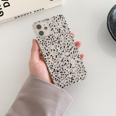 sand pattern 디자인 [클리어 폰케이스]