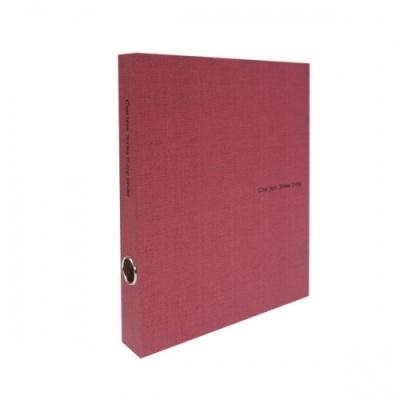 [드림산업] 쎄비엥합지3공D링바인더 빨강 [개1] 326962