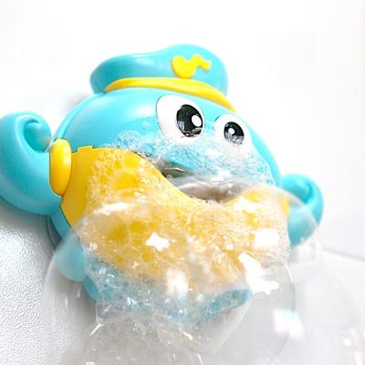 버블문어선장 유아 목욕놀이 거품기