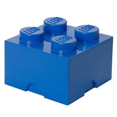 [레고 스토리지] 레고 블릭정리함 4 (블루)