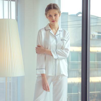 Angel 베이직라인 면파자마 잠옷세트
