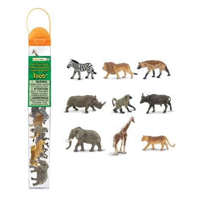 100409 남아프리카 동물피규어 튜브