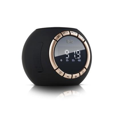 브리츠 휴대용 블루투스 멀티플레이어 BZ-V120 (FM라디오 / 알람시계 / TF카드지원)