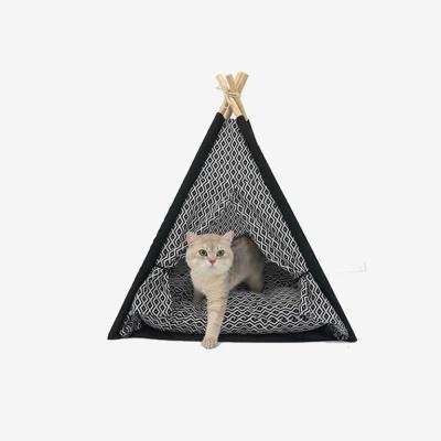 펫용 인디언 텐트