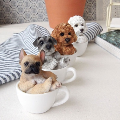 [HEIM] 미니 컵속의 강아지 v2