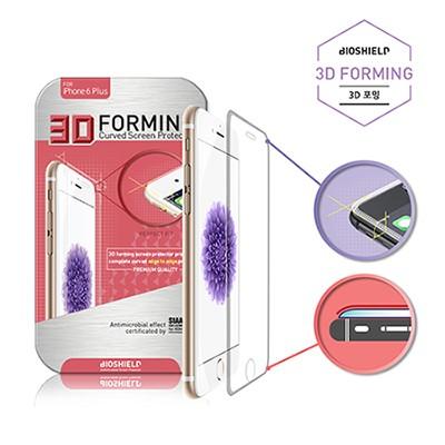 애플 아이폰6플러스 전용 커브용 풀커버 3D포밍 액정보호필름 (후면필름 무료증정)
