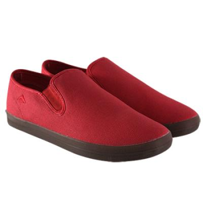 [EMERICA] CHINA FLAT FUSION (Red)