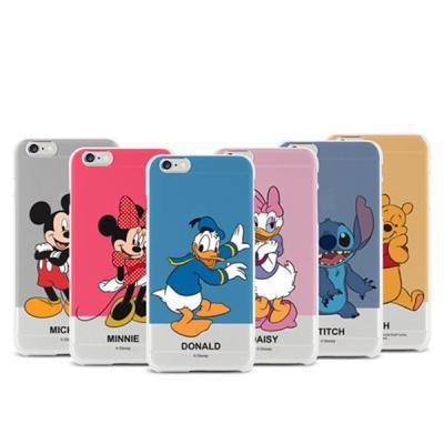 [DISNEY]디즈니 팬톤 크리스탈 케이스- 아이폰6/6S/6플러스