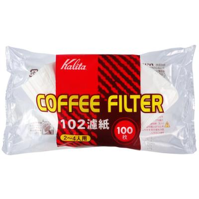 Whatcoffee칼리타 NK 102 필터 백색 100매