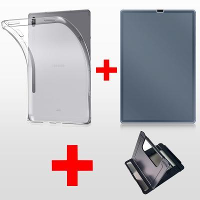 갤럭시탭 S6 강화유리 젤케이스 태블릿거치대 세트 GB