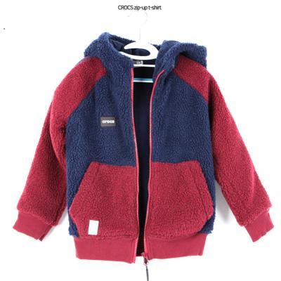 크록스 아동 양털자켓/후드집업