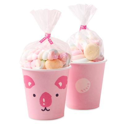 핑크 코코 파티컵 패키지 (3set)