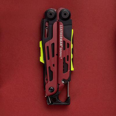 Leatherman SIGNAL CRIMSON_19가지 기능툴