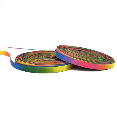 Rainbow 양면 포장리본끈 폭9mm 길이 약45m CH1660687