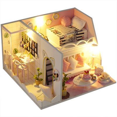 DIY 미니어처하우스 티타임 원룸