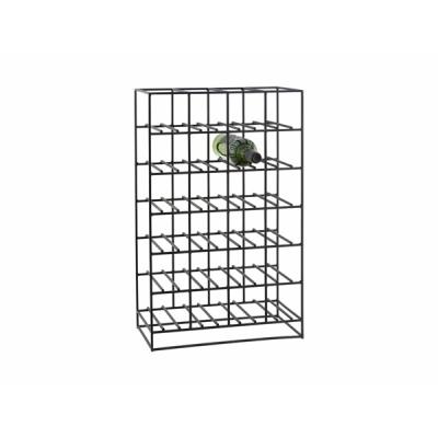 [House Doctor]Rack 24 black h 67 cm Ph0241 와인렉