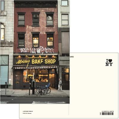 I LOVE NEW YORK (Post card ver.01) - New york 006