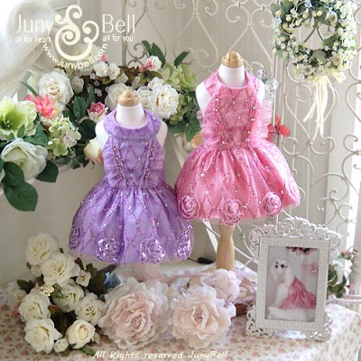 Blooming Violet Rose / 바이올렛로즈 (L-XL사이즈)