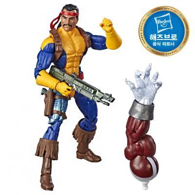 마블 레전드 엑스맨 6인치 피규어 포지 xman