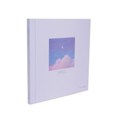 18000 슬림접착앨범(13매/퍼플)