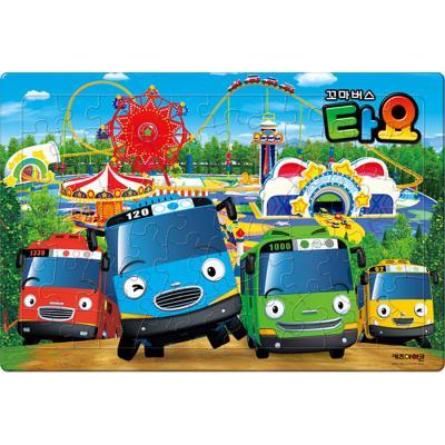 68조각 판퍼즐 - 꼬마버스 타요 놀이공원