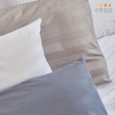 [수면공감] 호텔식 도비직 베개커버 3종