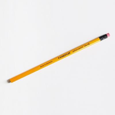134-HB/엘로우연필(1타) 스테들러