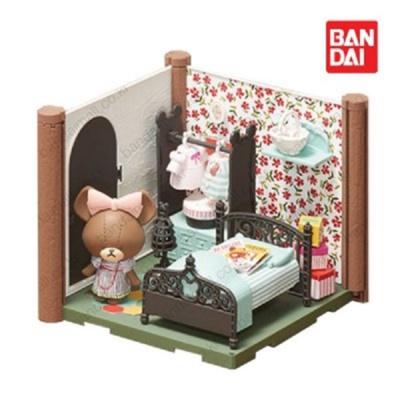 반다이 하코룸 마이룸 키트 / 조립 장난감 세트