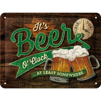 [26214] Beer O' Clock Glasses