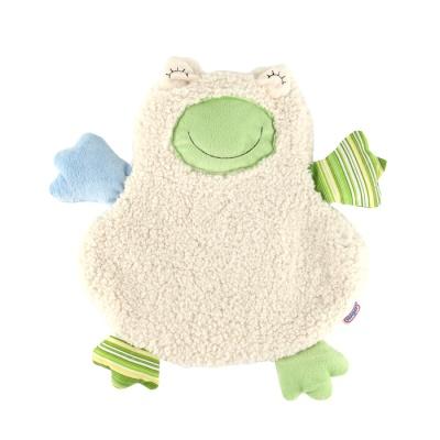 [생어] 보온물주머니 0.8L - 애니멀 개구리