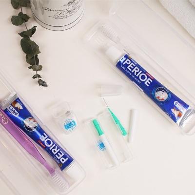 OLALA 치약칫솔세트 치실 교정용 치간칫솔 칫솔치약