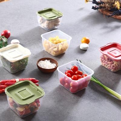 한끼밥 냉동밥 전자렌지용기 400ml X 25개 (색상 택1)