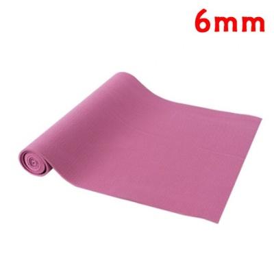 아이워너 PVC 요가매트 6mm(보라) 필라테스매트 운동