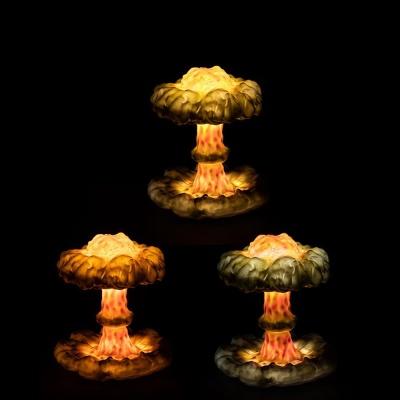 화산폭발 무드등 인테리어조명 테이블램프