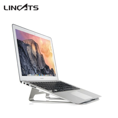 링켓 알루미늄 노트북 거치대 1단 노트북 받침대