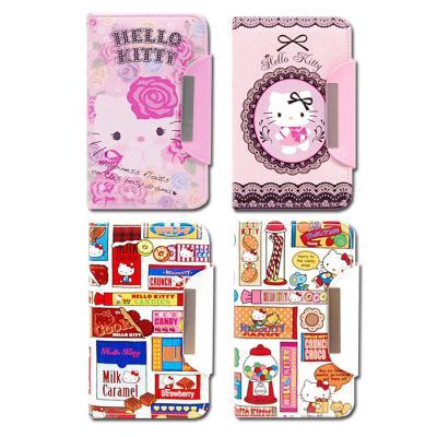 Hello Kitty Wallet Diary Case (갤럭시S4)