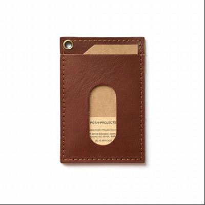 301 카드 홀더 (brown)