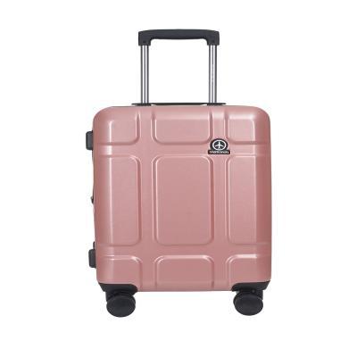 페블 20인치 기내용 캐리어 (핑크)