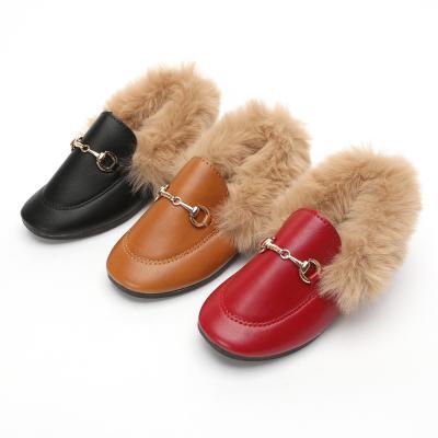 미니 오드리털플랫 160-210 유아 아동 여아 구두 신발