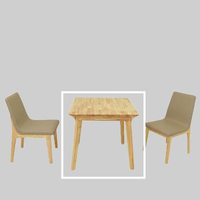 아피아 원목 2인 식탁 테이블