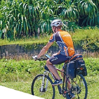 자전거 출퇴근 대용량 짐받이 패니어 확장팩 가방