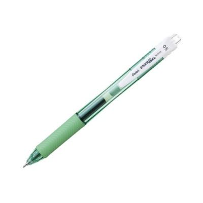 펜텔 에너 겔 펜 X 니들 파스텔 노크 0.5mm 흑 105K