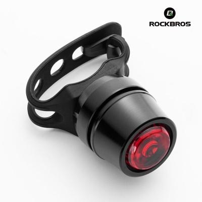 락브로스 와이드 LED 자전거후미등 전동킥보드 TL001