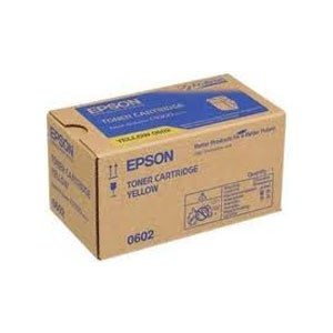 엡손(EPSON) 토너 C13S050602 / Yellow / AcuLaser C9300N Toner / (7.5K)