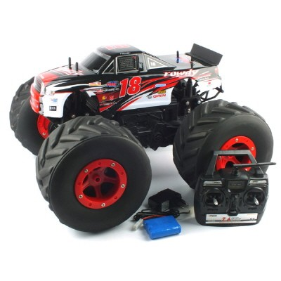 1/6 BIG WHEEL TRUCK 2.4GHz R/C (rowdy) (BGT279825BKB) Black B 빅휠 트럭 R/C